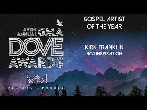 Gospel Artist | 49th Dove Awards Nominee Announcement Mp3