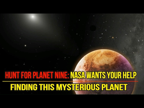 Planet Nine NASA Wants Your Help Finding This Mysterious Planet