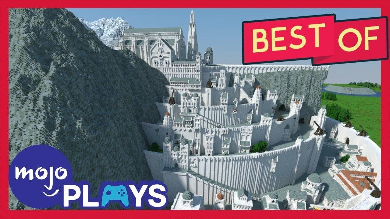Top 10 INSANE Minecraft Creations