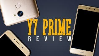 HUAWEI Y7 PRIME (2017) - REVIEW!