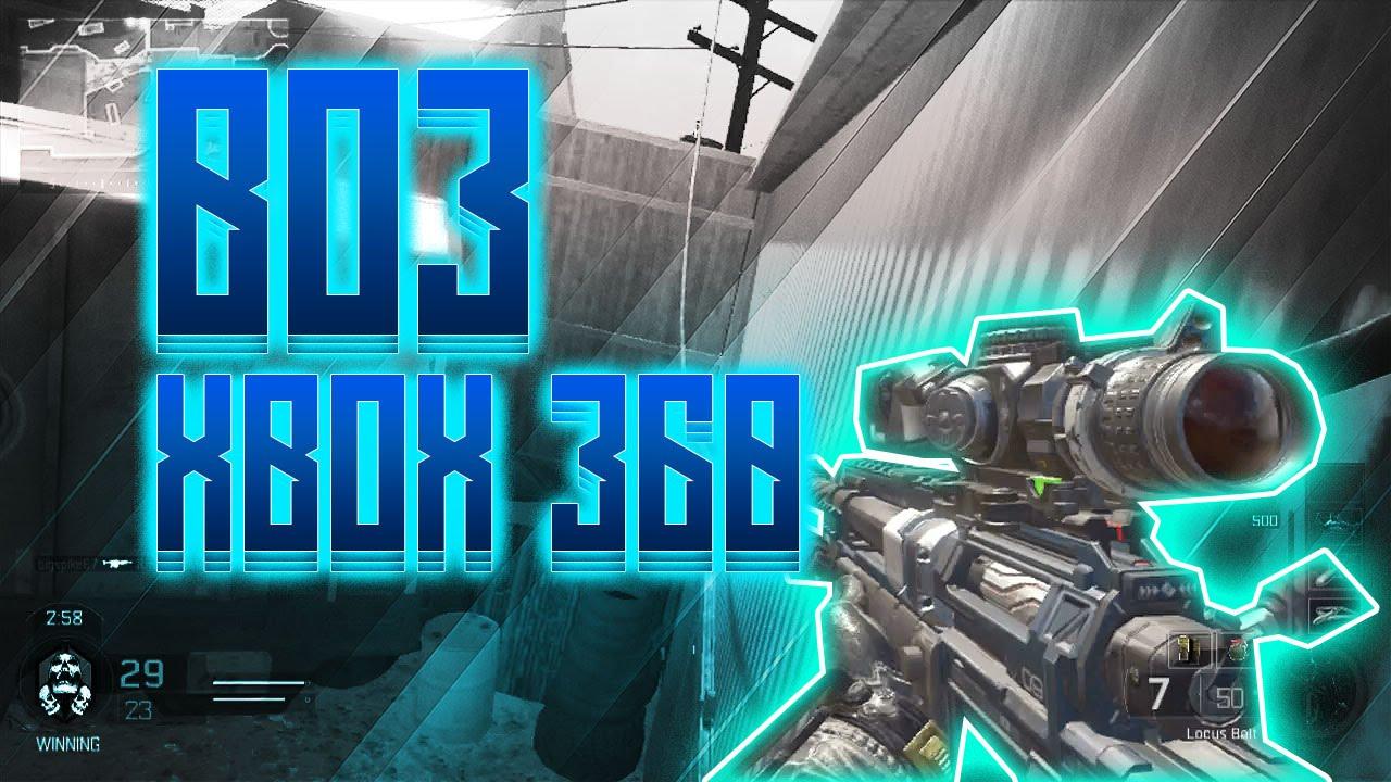 BO3 ON XBOX 360!!! - YouTubeVideo Games Xbox 360 Bo3