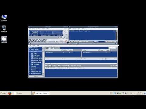 Instalare si configurare Winamp
