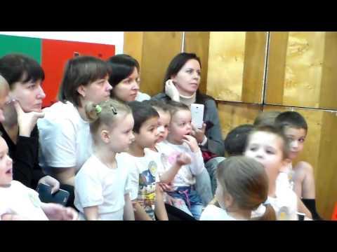 Новочеркасск 32 детский сад день матери 24.11.2016 часть 3