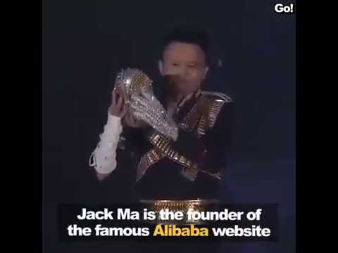 jack ma Just broke a world record and made 25B$ in a day