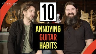 Annoying Things That Guitars Players Do