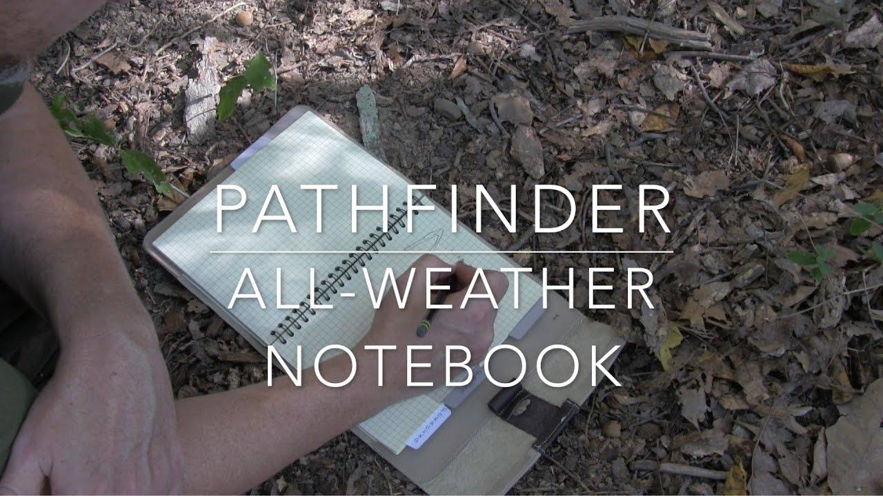 Pathfinder All-Weather Notebook