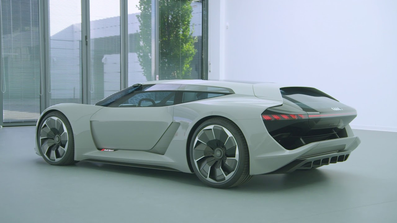 Audi Pb18 E Tron Footage Youtube