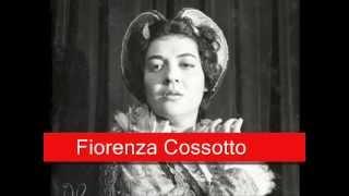 Fiorenza Cossotto: Cilèa -  Adriana Lecouvreur,