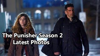 The Punisher Season 2 , Frank Castle's Latest Set Photos