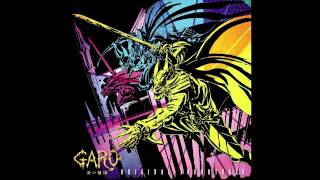 Garo Honō no Kokuin OST - 2-08 アルフォンソ・ガロ召還