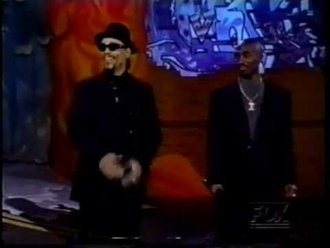 Saturday Night Live Special (05.04.1996) Tupac & Ice-T performance.