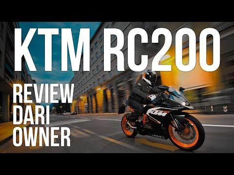 Jujur Dari Owner | Review KTM RC200 | Part 1 | #nasirharismotovlog