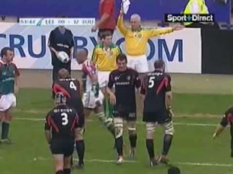 Stade Toulousain - Leicester [Demi finale H Cup 2005] Partie 2-2