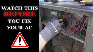 Watch This BEFORE You Fix Your Own AC