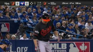 October 04, 2016-Baltimore Orioles vs. Toronto Blue Jays {ALWC}