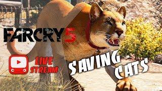 SAVING CATS  - FAR CRY 5 | #3