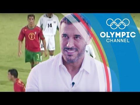 The Day Iraq Beat Cristiano Ronaldo's Portugal is Kadhim Al-Sahir's Favourite | My Olympic Moment