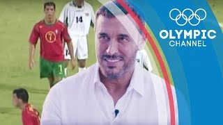 The Day Iraq Beat Cristiano Ronaldo's Portugal is Kadhim Al-Sahir's Favourite | My Olympic Moment
