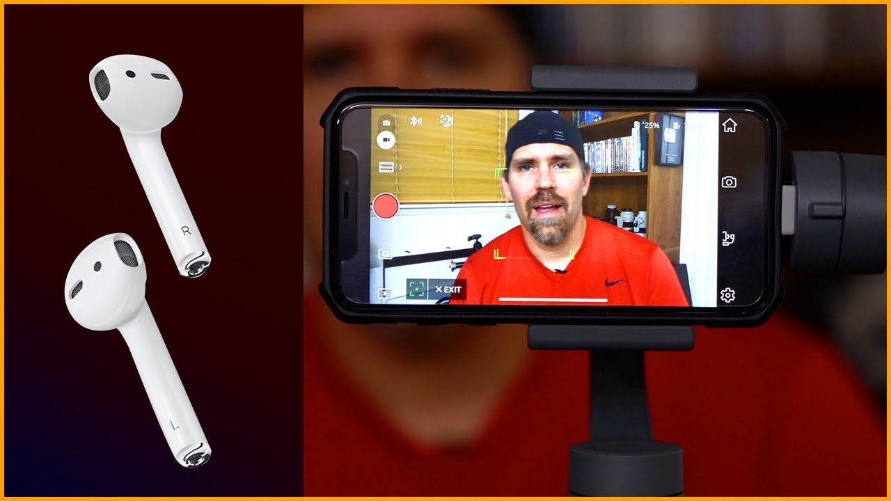 Airpods As Video Mic Hack Audio Tests Review Youtube