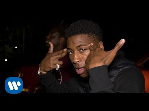 "YOUNGBOY NEVER BROKE AGAIN ""CHOSEN ONE"" FEAT KODAK BLACK"