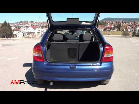 Opel Astra G 1.7 DTI - AMPower