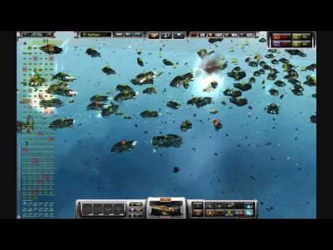 Sins of a Solar Empire Massive Battle (HD)