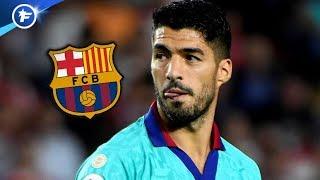Luis Suarez piqué au vif à Barcelone | Revue de presse