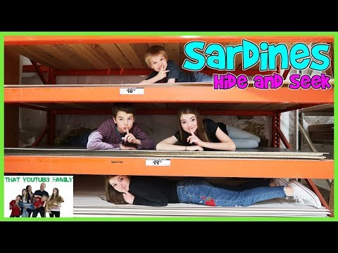 Sardines In Home Depot / That YouTub3 Family