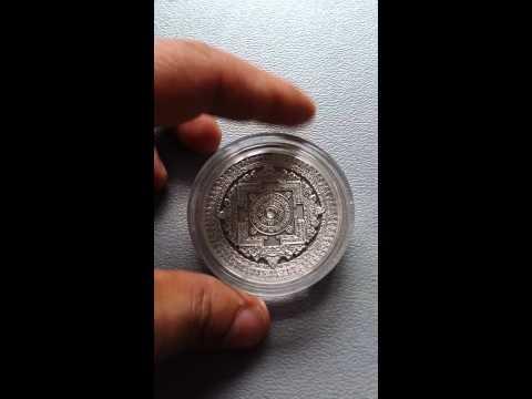 10 dollars Mandala Art: Kalachakra 2015 Fiji