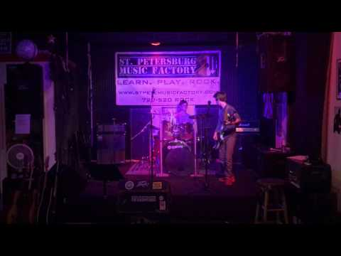 Original song by Chris @ St. Pete Music Factory 4/24/17