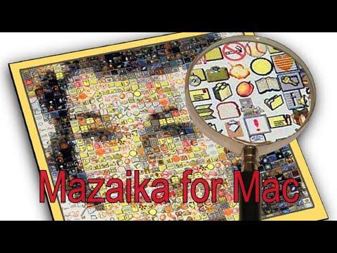 Mazaika For Mac - Photo Mosaic Software
