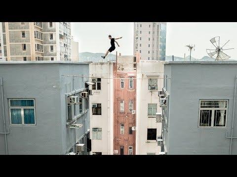 Hong Kong roof gap vs security
