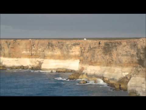 #14 Free Camping Nullarbor SA Great Australian Bight