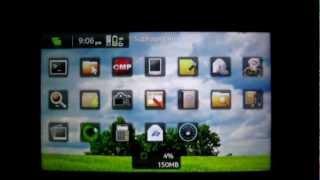 Nokia N900 with CSSU-Thumb