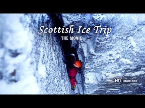 Scottish Ice trip in Ben Nevis - with the Petzl Team