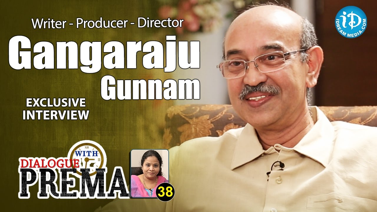 Gunnam Gangaraju Exclusive Interview || Dialogue With ...