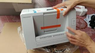HP LaserJet Pro M102a Printer Unboxing 2019 - 4K