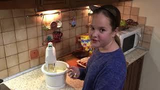First steps of my beloved 5-b students. Cooking- Yaroslava Tymoshchuk