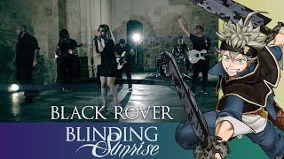 Gambar cover BLINDING SUNRISE - Black Rover (Vickeblanka/ビッケブランカ Cover)