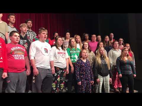 Choral Countdown to Christmas 2018: Centerburg High School