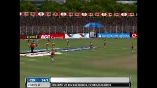ipl 2014 chennai super kings vs kings xi punjab highlights csk vs kxip 18 04 2014