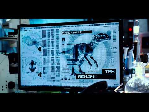 Jurassic World - Jack Horner talks D-Rex (Universal Pictures)