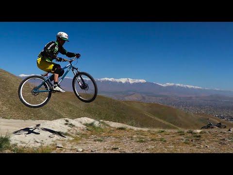 Biking Above Kabul: Riders Take Afghan Sports To New Heights