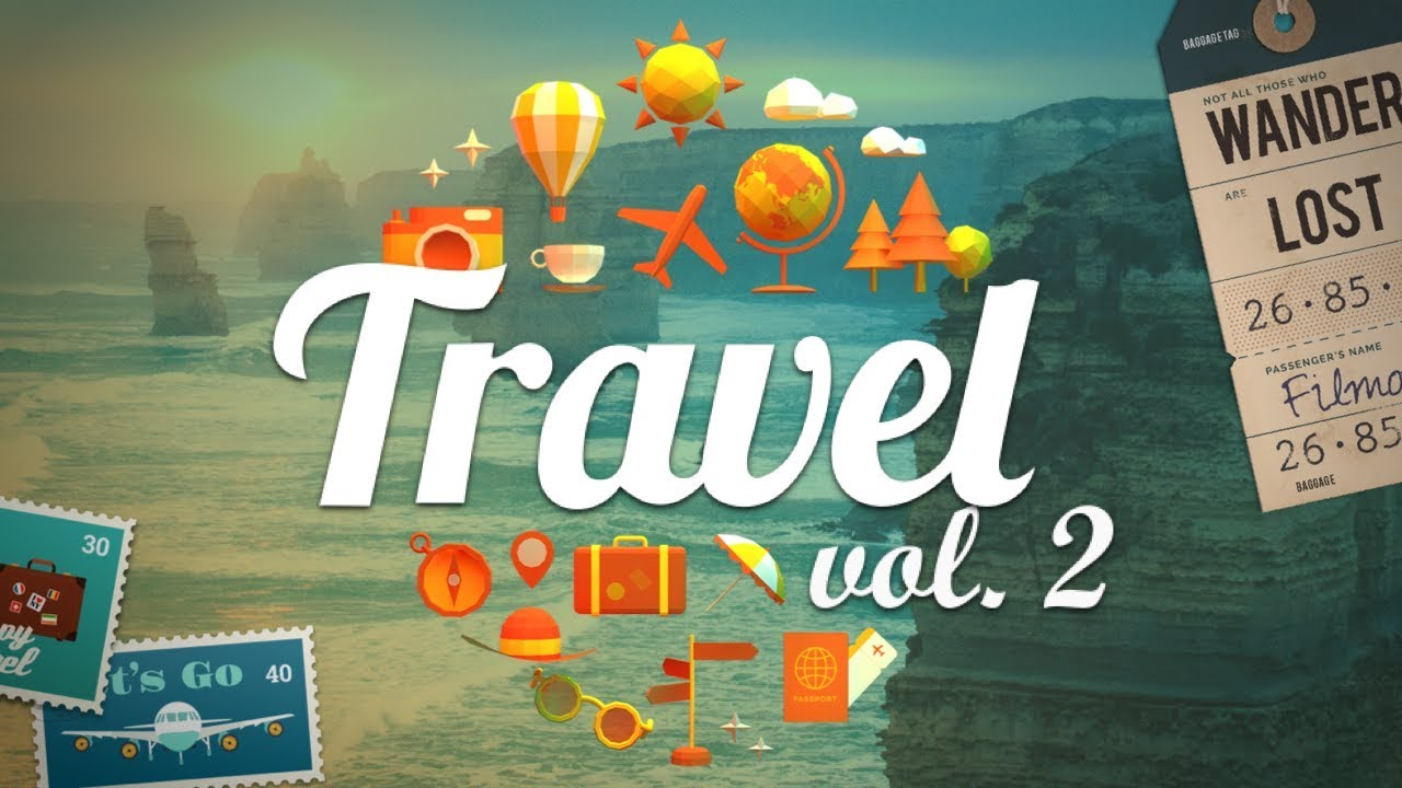 Travel Vol 2 | Filmora Effects Store
