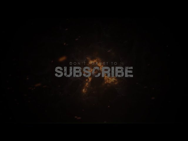 Youtube Subscribe Video Templates 12
