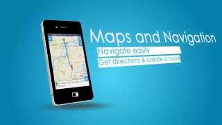 Maps and Navigation App