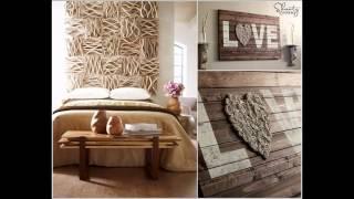 Creative Rustic Wall Art Design