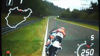RG500 Gamma PlayStation2 Tourist Trophy Nürburgring 7:06'578