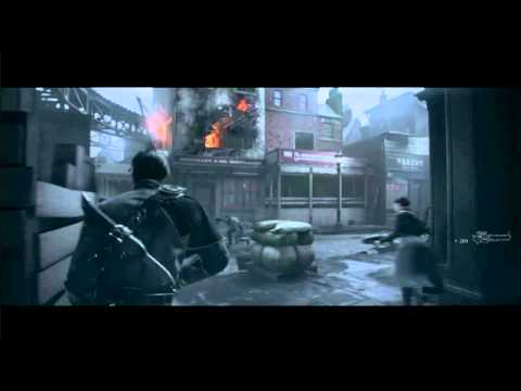 """""""Going Gangster!"""" - The Order: 1886 (Gameplay/Commentary - Part 4) w/ TriLogy"""