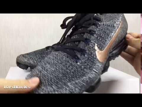 a547f92faeb Nike Air VaporMax Flyknit Explorer Dark Copper Rose Gold 849558-010 ...